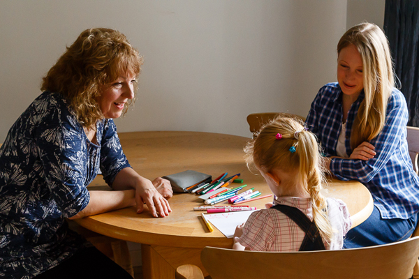 Dr Esmoreit Sleyster - Child Psychology Sussex